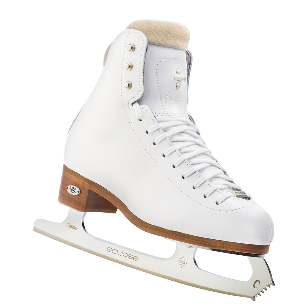 Riedell Model 910 Flair Skate Set