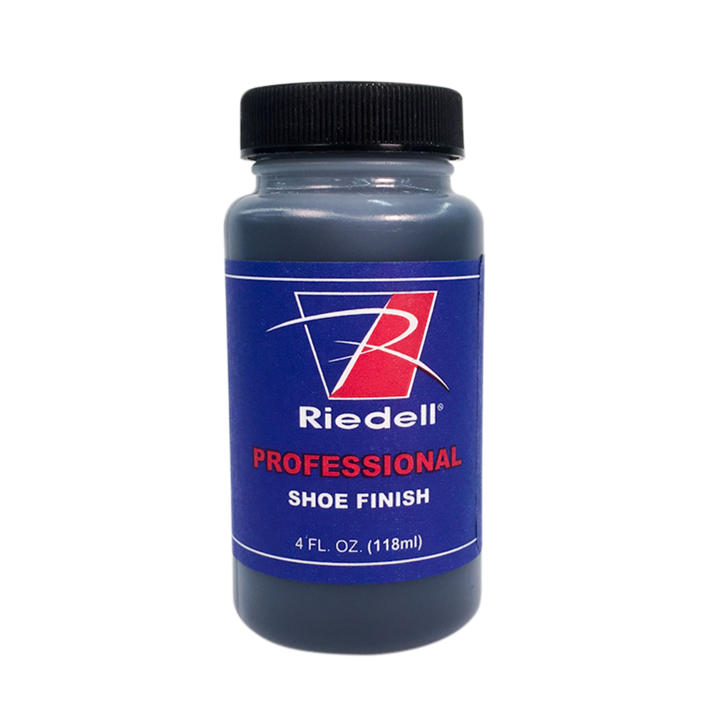Riedell Shoe Finish, 4 ounce liquid