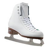 Clearance Riedell Ice Boot and Blade Sets