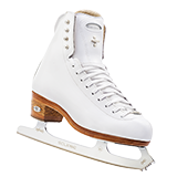 Riedell Model 2200 Synchro (Boot Only) - White and Sandal