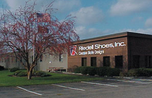 Riedell Shoes, Inc. Corporate Headquarters located in Red Wing, MN.
